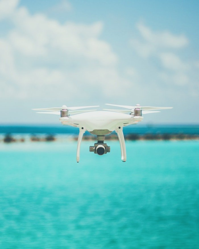 Drohne Mallorca