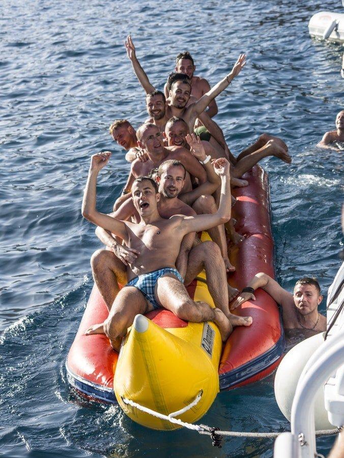 Banana-Boat - Mallorca