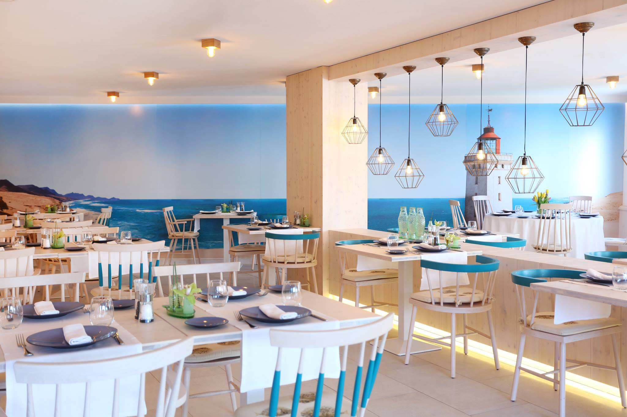 Marea Restaurant - Palma Beach Area